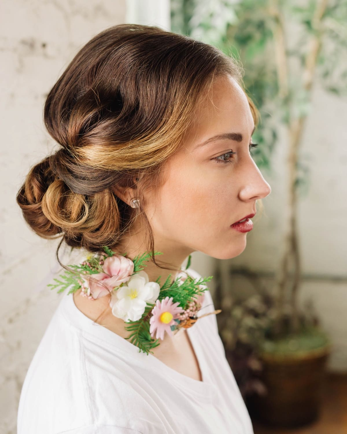 10 Updo Styles for Your Next Special Occasion from La Pomponnee Beauty Artisans